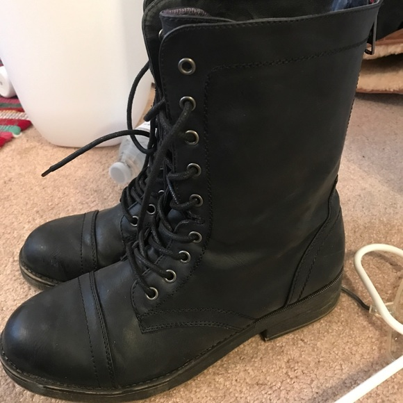 Madden Girl Combat Boots | Poshmark